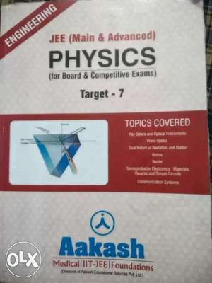 Full Aakash package for IIT JEE