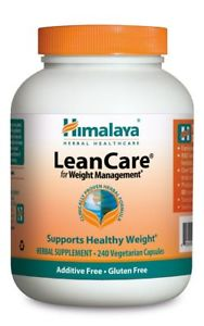 Himalaya Herbal Healthcare LeanCare, Weight Management, 240
