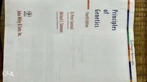 Principles Of Genetics Book