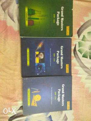 Three Grand Masters Package Educational Books