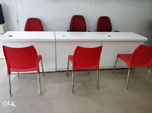Airtel Store Franchise Furniture For Sale 3