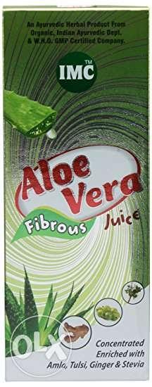Aloe Vera Fibrous Juice harbal 100%
