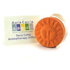 Aura Cacia Aura Cacia Aura Cacia Terra Cotta Sun Shape