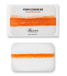Baxter of California Vitamin Cleansing Bar, Citrus/Herbal
