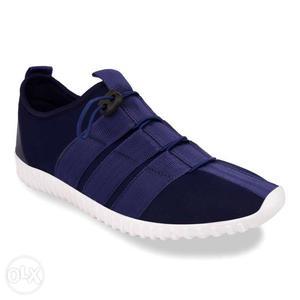 Blue Athletic Shoe