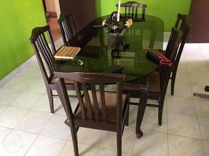 Dinning Table (teak wood)
