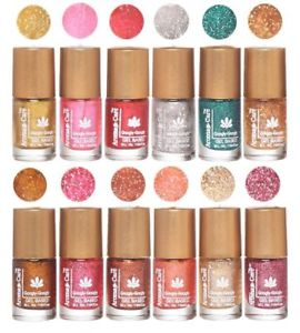Glitter Nail Polish Combo Offer By Aroma Care- Limited Time
