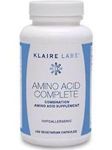 Klaire Labs - Amino Acid Complete 150 Vcaps