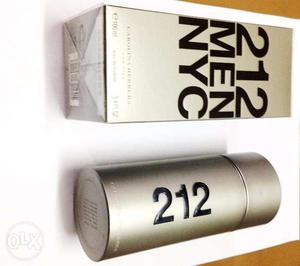Perfume 212 men carolinaherrera imported Original unboxed
