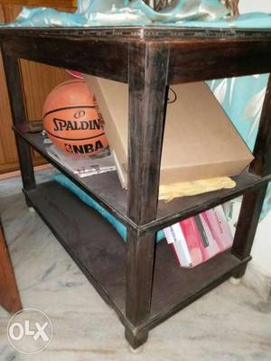Brown Wooden Framed Table for office use or household