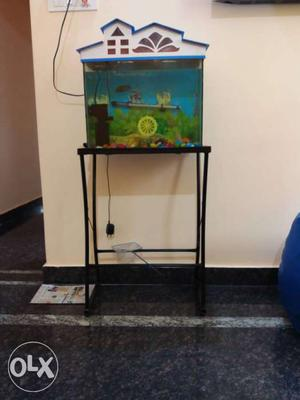 Fish tank for sale of full set just 6 months old