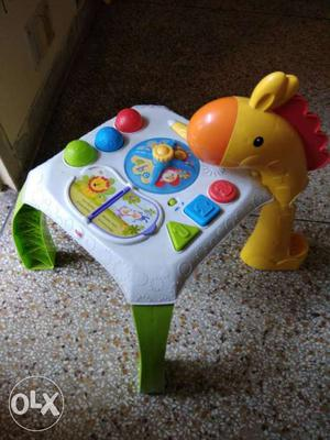 Kid's Activity Table - Fisher Price A must have