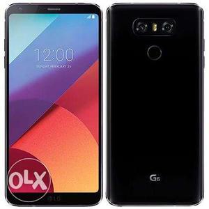 LG G6 4GB Ram 64gb ROM Full Vision Display 18:9