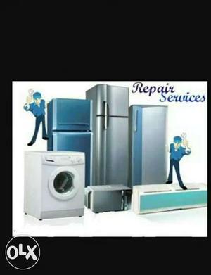 Ac fridge washing machine repair and service at