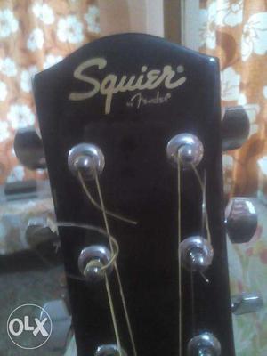 Fender squire 105 acoustic guitar...mint