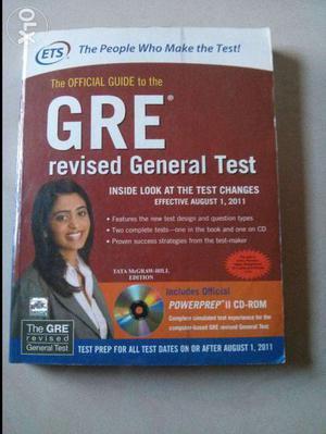GRE & TOEFL material in half price