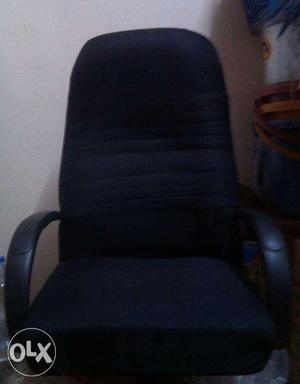 High Back office Chair black colour