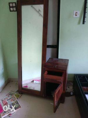 Pire wooden dressing table 1 and half year old