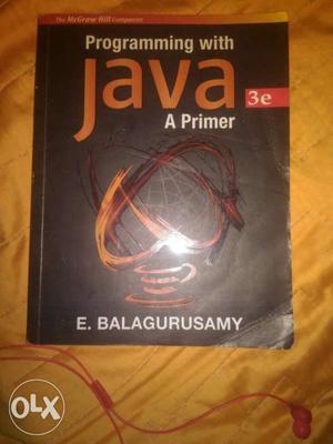 Programming with java by E.BALAGURUSAMY