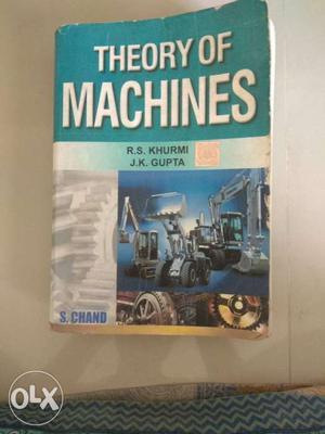 Theory of machines RS khurmi Mechanical