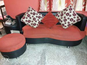 1year old sofa set 2 big size sofa 6 person