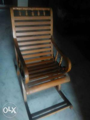 Relax Chair, Made of Pure Saagwan, will be