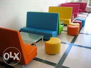 Restorent sofa manufacturer new brand 114
