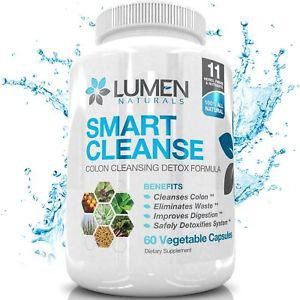 Smart Cleanse - 15 Day Gentle Detox & Colon Cleanse Weight