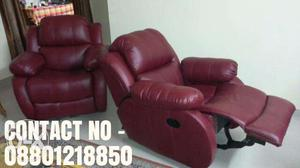 Stylish and Luxury Recliner Sofa, Leather Recliners - Brand