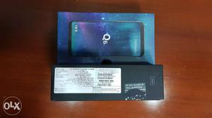 LG Q6 Only One Month old, with Box and Receipt