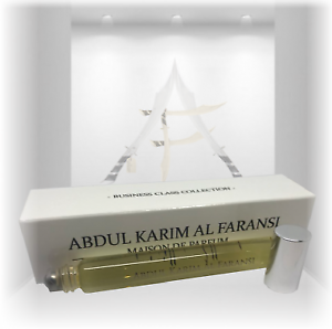 White Amber 10ml Concentrated Perfume Oil By Abdul Karim Al