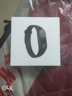 Black And White Xiaomi Band Box