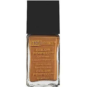 Black Radiance Color Perfect Oil Free Liquid Makeup, Rum