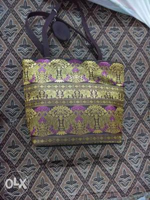 Ladies Bag from Outside India