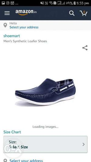 Shoes at best price with best offers Amazon seller