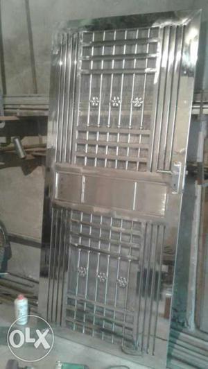 Steel door quality...202... r.j steel