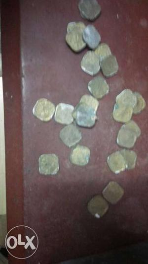 5 paise coins at Rs 20 each
