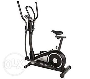 Aerofit cross trainer, elliptical cycle.