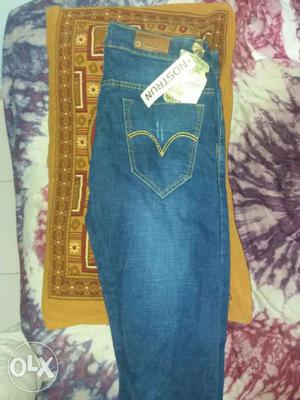 Blue Nostrun Jeans