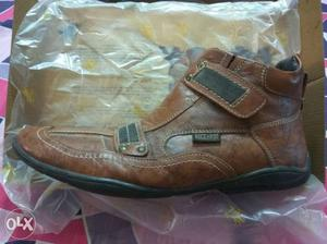 Buckaroo Evaska Tan Leather Boots