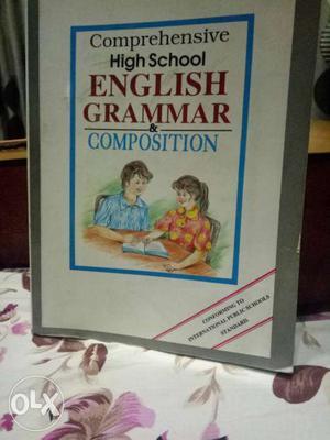 Comprehensive High School English Grammar & Composition Book