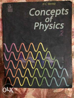 Concepts Of Physics part 2 by hc verma (IIT-JEE)