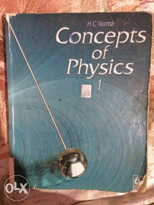 Concepts of physics by hc verma part 1 (IIT-JEE)