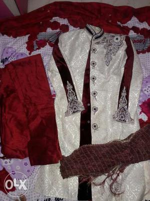 HI I WANT TO SELL MY Sherwani only rs  and also for