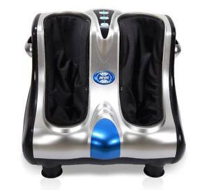 JSB HF05 Leg and Foot Massager (Silver-Black) Rs