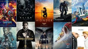 Large collection of p Pure hd movies