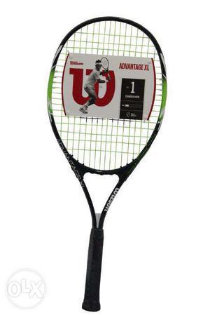 """New Wilson Advantage XL Tennis Racquet """""""