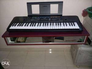 Yamaha PSR Ekey portable key board bought