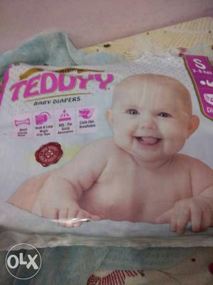 Baby diaper 45 pieces at rs.450