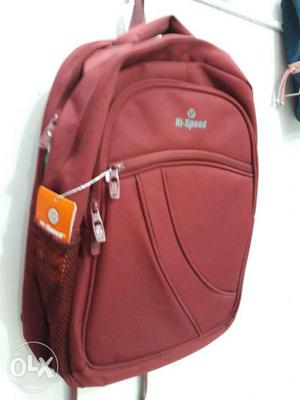 Hi.speed brand collagebag very good quality